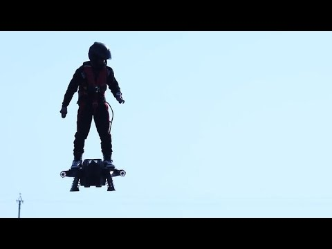 The Flyboard Air could be the hoverboard we've been waiting for (Crave Extra)