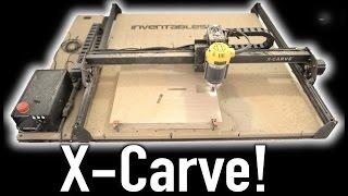 The Amazing X-Carve PC Build Part 1 (Introduction)
