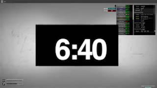 Roblox: SCP anomaly breach: Keter Speedrun 6:40 (WR?)
