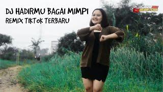 Download Mp3 DJ HADIRMU BAGAI MIMPI REMIX TIKTOK TERBARU DJ DANGDUT