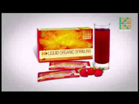 Organic Spirulina Pemberi Nutrisi Terlengkap 085769500805