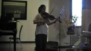 Bacewicz Violin Sonata No. 2 (Malaysia)