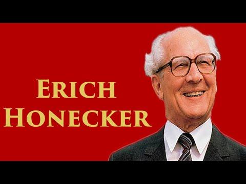 Defend The DDR: Erich Honecker