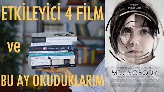 İzlenmesi Gereken 4 Film Ve Bu Ay Okuduğum Kitaplar || Varoluş Felsefesi, Sürrealizm, Psikoloji