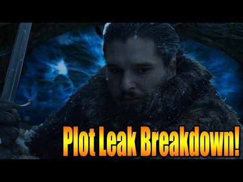 Game Of Thrones Season 7 Episode 6 Plot Leak Breakdown (Major Spoilers)