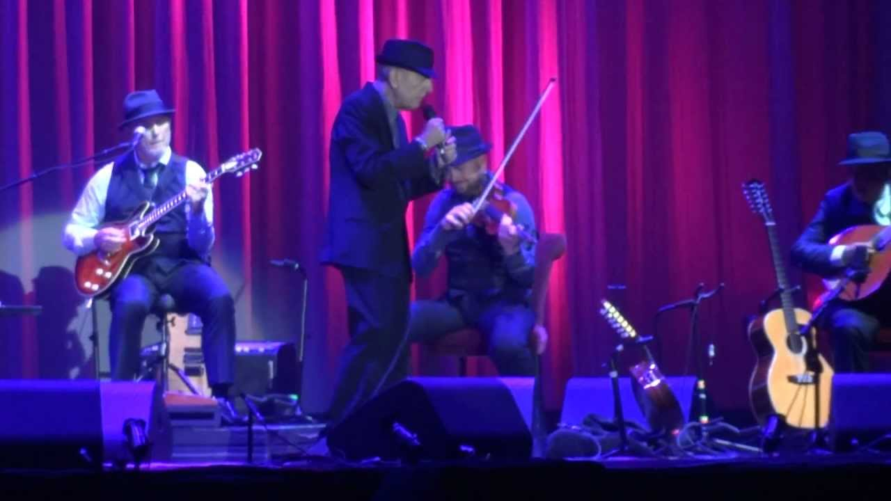Download Leonard Cohen - Take This Waltz (Barcelona 3-10-2012) HD