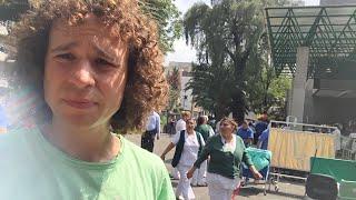 Así están las calles de México tras el temblor (en vivo)