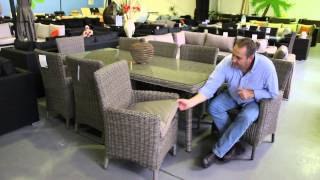 Outdoor Furniture From Outdoor Living Direct | Tinamba Dining Set
