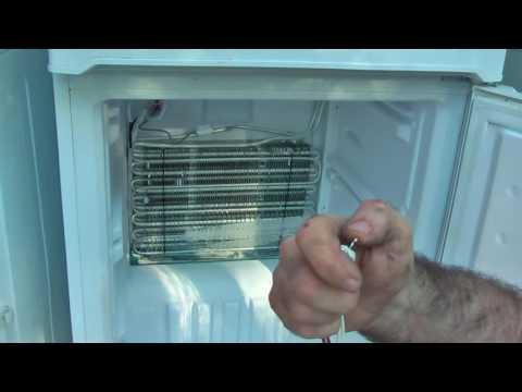 Не холодит холодильник беко.soyuducu təmiri