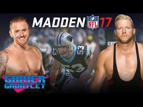 Madden 17 Tournament Rd. 1: Heath Slater vs. Jack Swagger — Gamer Gauntlet