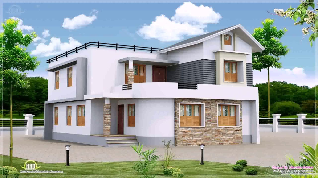 Two Story House Plans Under 2000 Sq Ft - YouTube