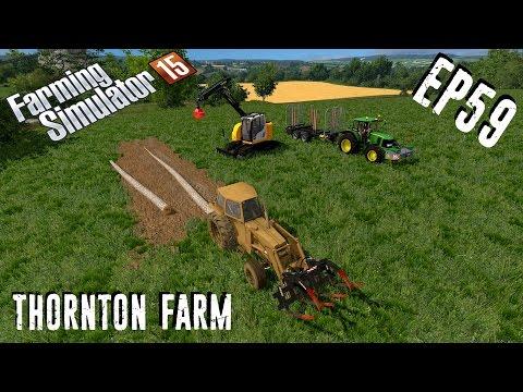 let's play | Farming Simulator 15 | Thornton Farm | EP59