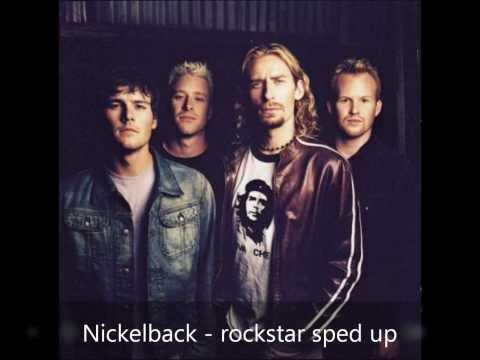 nickelback-Rockstar (sped up)