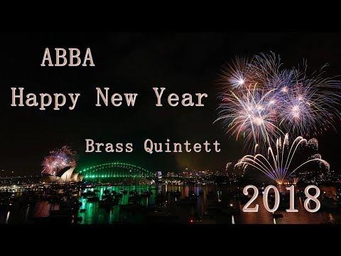 ABBA  Happy New Year  Brass Quintett