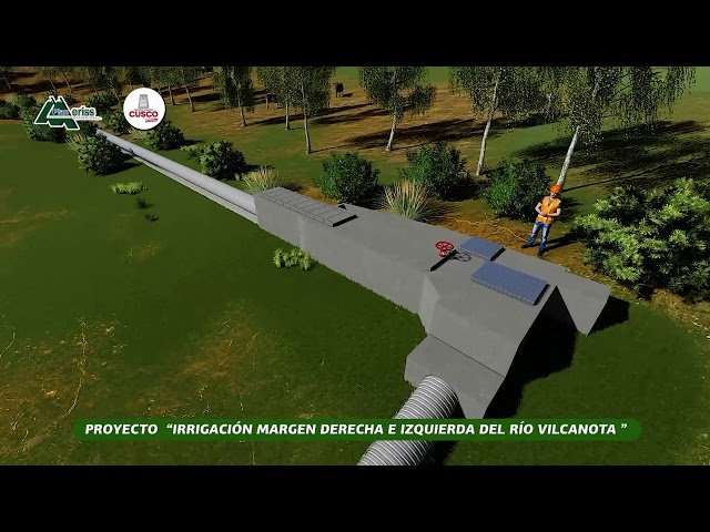 INSTALACIÓN DEL SISTEMA DE RIEGO MARGEN DERECHA E IZQUIERDA DEL RIO VILCANOTA