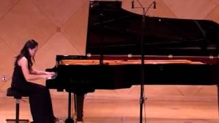 Bach Fugue BWV 852, Hanah Vutipadadorn