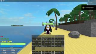 roblox opos trying to drop tori in water to trigger beggars but the game doesnt allow me [SAD]