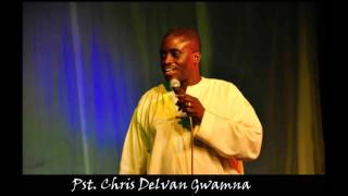 Pathways of the Spirit (2) - Chris Delvan Gwamna