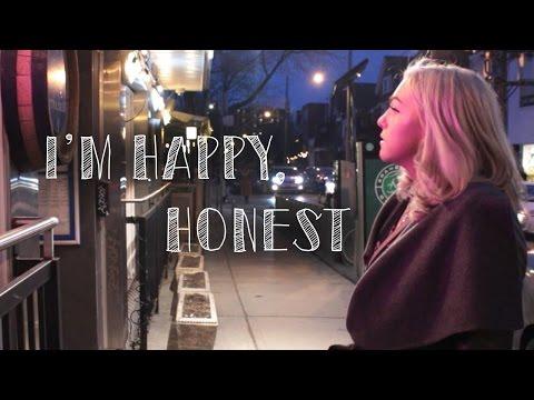 I'm Happy, Honest (Spoken Essay) | Stef Sanjati