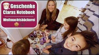 Der Nikolaus kommt 🎅🏻 Reaktion der Kinder! In der Weihnachtsbäckerei | Kekse backen | Mamiseelen