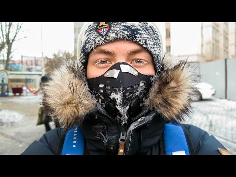 WINTER IS COMING | My Life in the Mongolian Winter