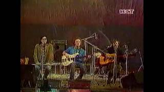 Аквариум и Борис Гребенщиков - Каменный уголь (Новосибирск, 1986)