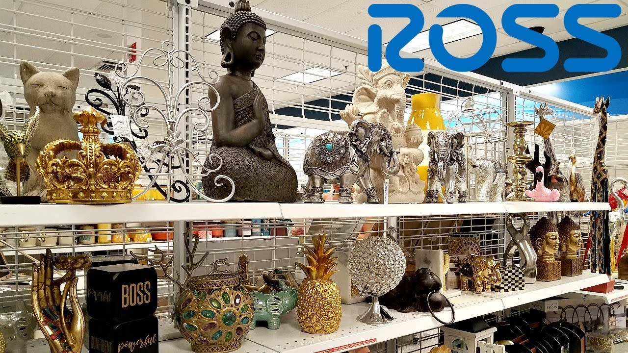 Shop WITH ME ROSS DECOR KITCHEN BEDDING HOME IDEAS JUNE 2018 - YouTube