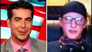Jesse Watters EPICALLY TROLLED By Guy Pretending To Be Antifa Rep