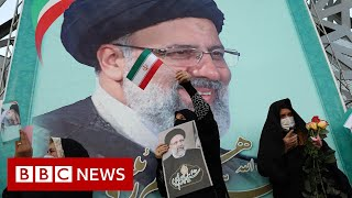 Wariness and welcome for Ebrahim Raisi after Iranian election - BBC News
