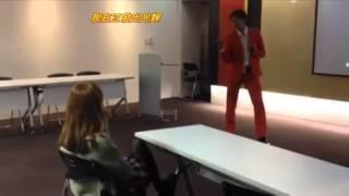 2013-12-24 順子向小楓求婚,小孟錄影製作、順子加字幕.
