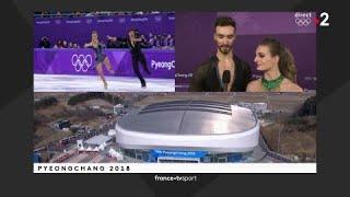 JO 2018 : Danse sur glace / Papadakis/Cizeron :