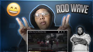 Rod Wave - Pray 4 Love (Official Video) REACTION!!