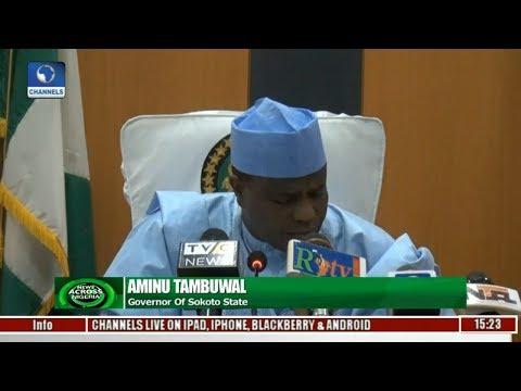 News Across Nigeria: Sokoto State Govt. Okays N1.2Bn Mabera Link Roads Project