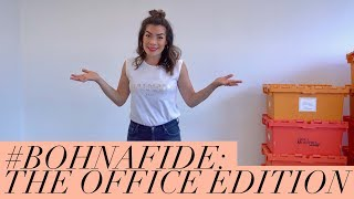 #BOHNAFIDE OFFICE // EP.3: WE'RE MOVING IN!