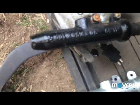 Замена главного тормозного цилиндра на мерседесе 190(W201)