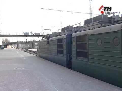 11.03.16 - Поезд Харьков-Купянск три гудка
