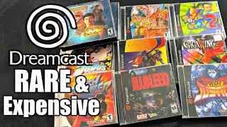 Stupidly Expensive $$$ & RARE DREAMCAST Games