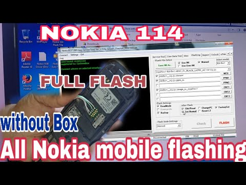 Nokia 114 Flash Without Box Nokia 114 Software Update All Nokia Mobile Flashing Software Without Box