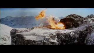 James Bond plane scenes in Octopussy and Goldeneye
