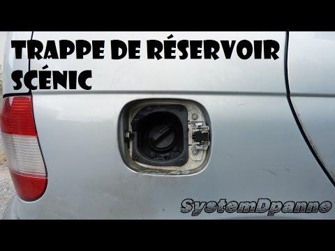Trappe De Reservoir Renault Scenic
