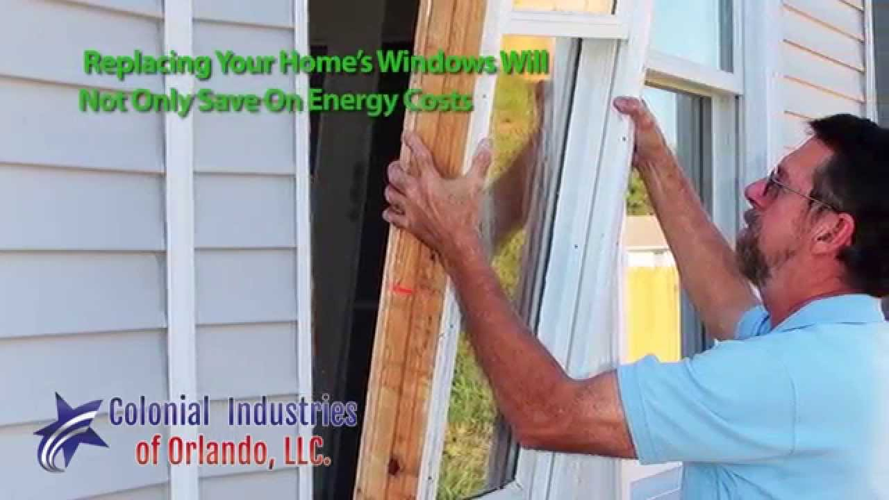 Best window installation contractor in orlando fl 407 for Window installation orlando