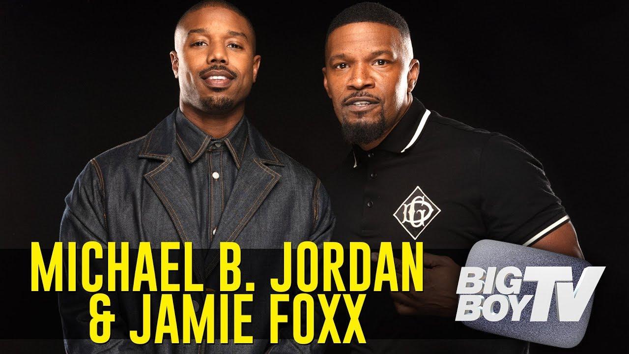 "Michael B. Jordan & Jamie Foxx on Their New Film 'Just Mercy"" + A Lot More!"