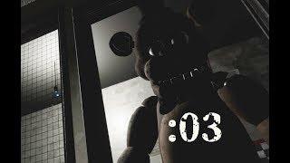 【FNAF VR: Help Wanted】AM4:00から立ち続ける熊:03