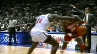 Hakeem Olajuwon - Game 4 highlights vs. Knicks (1994 finals)