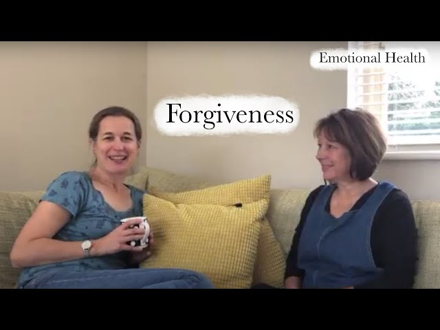 Power of forgiveness | Emotional Health Series - Part 4 of 6