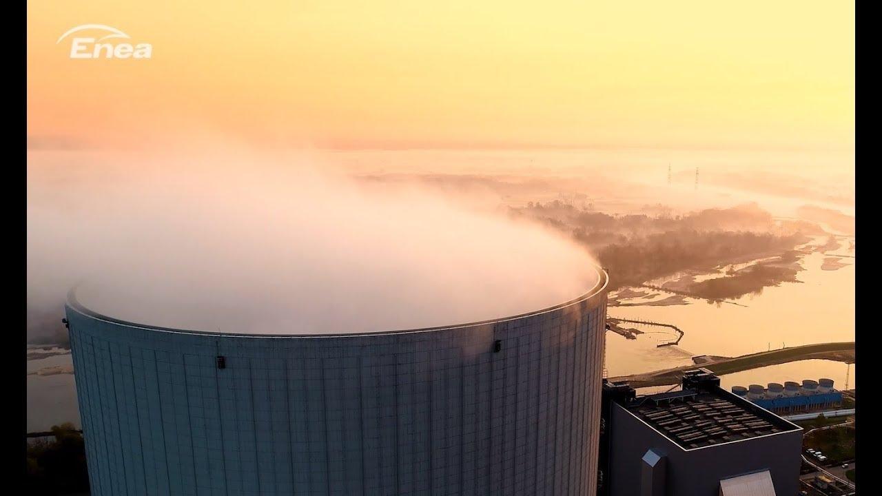 Enea - Nowoczesny blok energetyczny B11 o mocy 1 075 MW