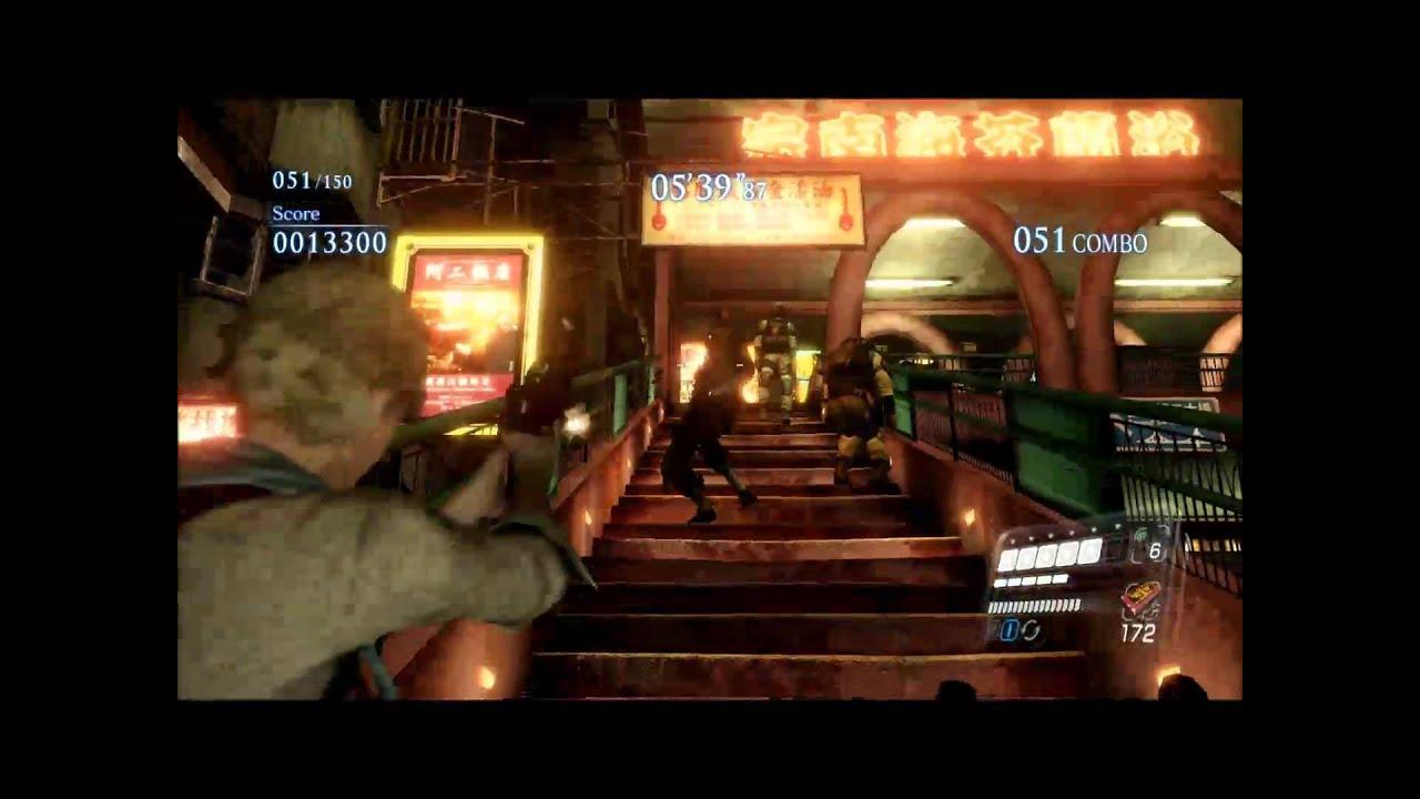 Resident Evil 6 - Adas Butt - YouTube