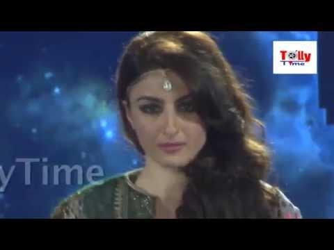 Fashion show of Soha Ali Khan