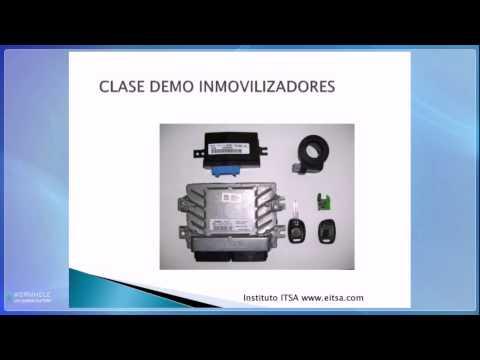 2° Clase Demo Curso Inmovilizadores Online
