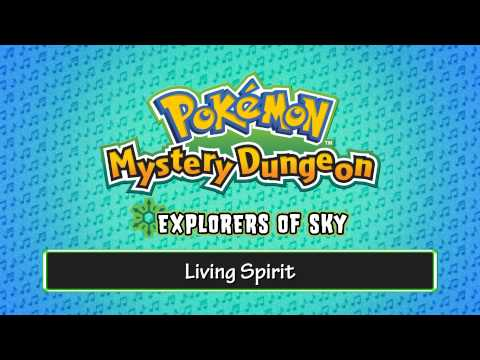 131 - Living Spirit - (Pokémon Mystery Dungeon - Explorers of Sky)